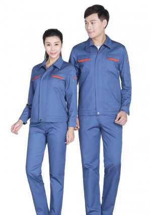 如何选择工作服套装的定制款式?